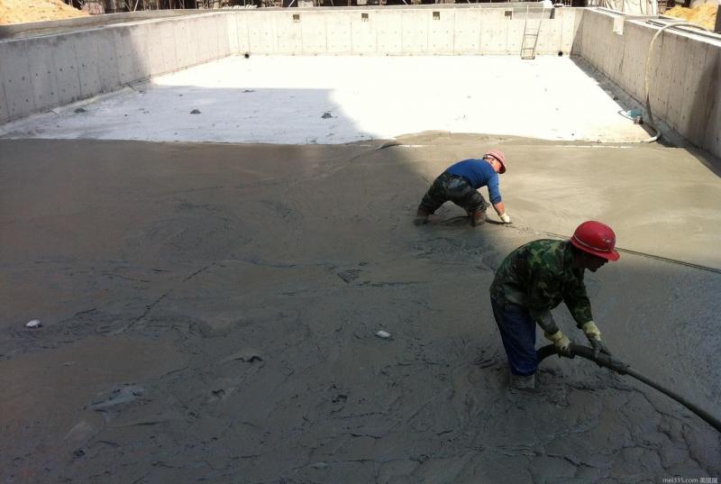 砂浆外加剂的运用及常见问题